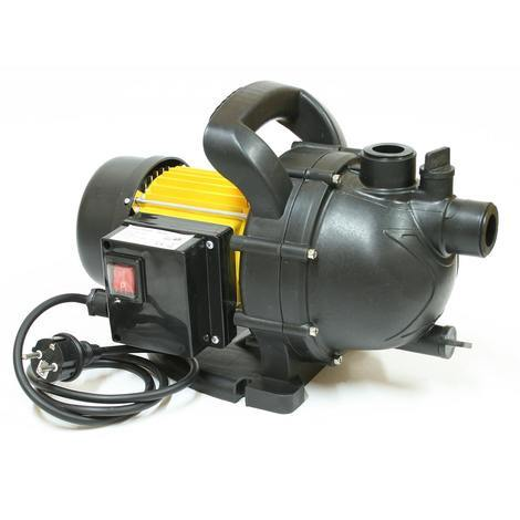 Varan Motors - TP03253 Garden Pump, Stainless Steel Water Pump 800W - 3200l / h