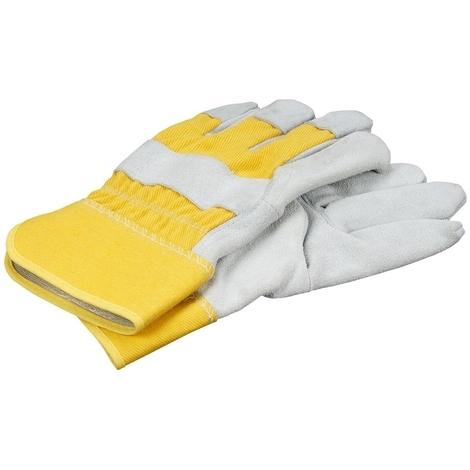 Varan Motors - tt-gloves Lederschutzhandschuhe für Heimwerk und Garten