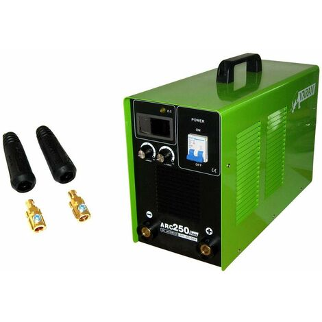 Varan Motors - var-arc250 MMA arc 200A welding machine Inverter + digital display