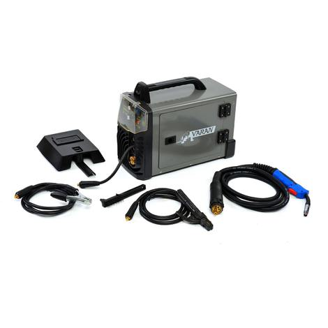 Varan Motors - var-migmma200 MIG MMA-200 Inverter Portable Arc Welder + Accessories