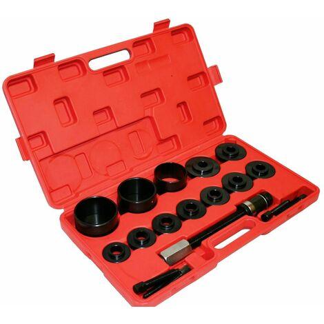 Varan Motors - VT01023 Coffret extracteur / montage de roulements à billes, 20 pièces