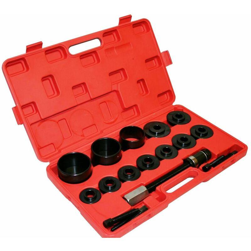 Universal Werkzeugsatz Radlagerwerkzeug Abzieher Radlager Montage Demontage