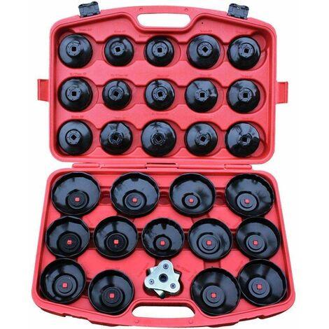 Varan Motors - VT01036 Jeu de cloches pour filtres à huile, 31 pièces