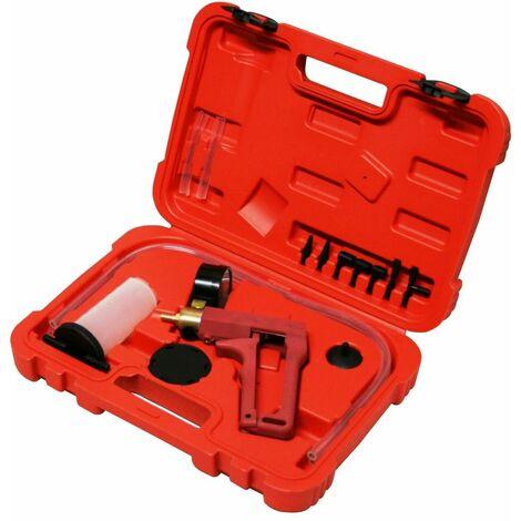 Varan Motors - VT01045 Pompe à vide manuelle et Pompe purge des freins