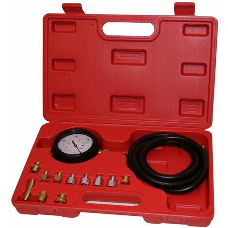 Varan Motors - VT01052 Testeur de pression d'huile 0-500 psi moteurs de voiture et camions