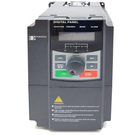 Variador de Frecuencia Monofasico Powtech PT-300 2,2 KW