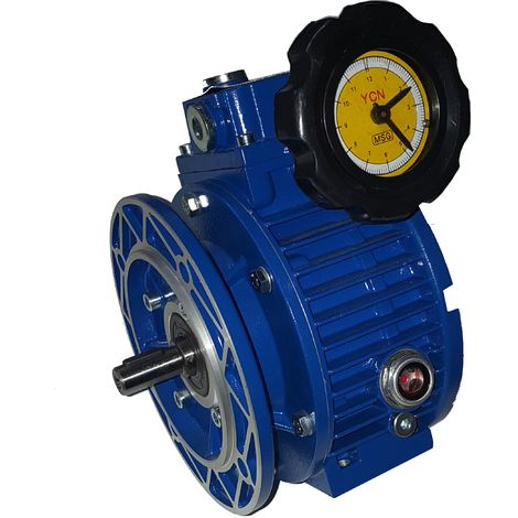 Variador de velocidad mecánico tamaño 71 (0,33-0,5CV)