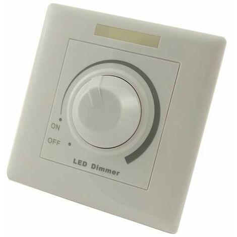 variateur 220v pour led avec t l commande 150w dim tel. Black Bedroom Furniture Sets. Home Design Ideas