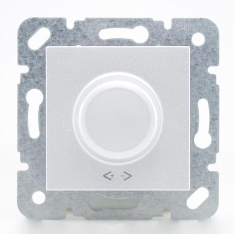 Variateur 600W alu - (Méca+touche) gamme Karre Novella