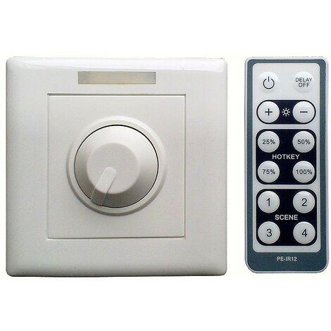 Ruban Télécommande 3528 Monocouleur Variateur Avec Pour Led nOkX0PN8w
