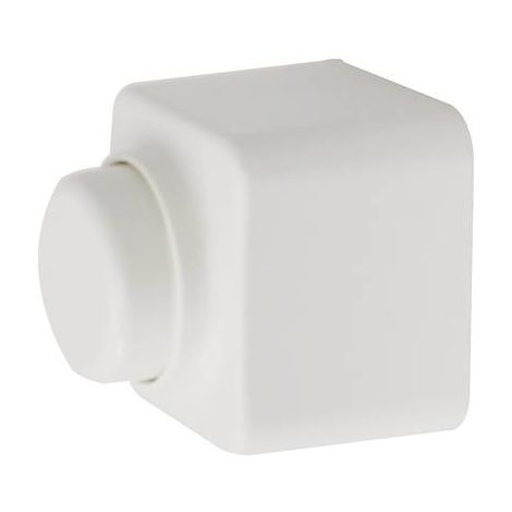 Variateur en saillie Ehmann 3061c0150 blanc pur