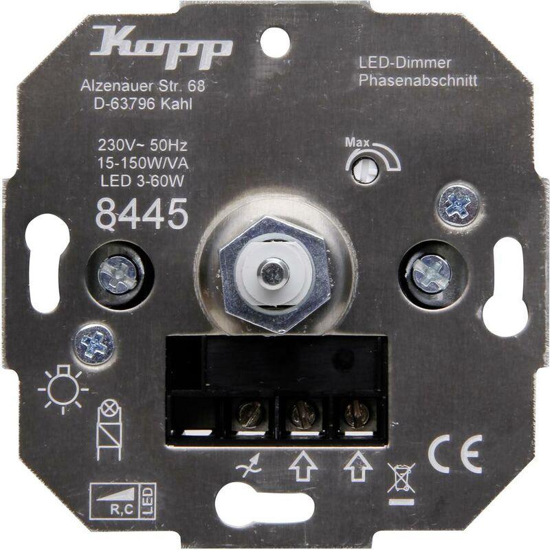 ÉlectriqueLampe HalogèneLed Kopp Encastré s Adapté Variateur 1 844500001 PourAmpoule Pc xreCBdoW