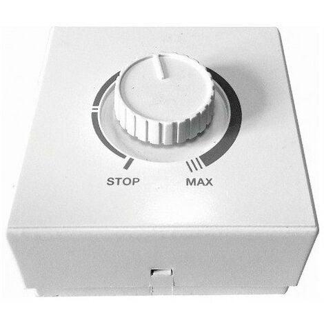 Variateur nather pour récupérateur de chaleur