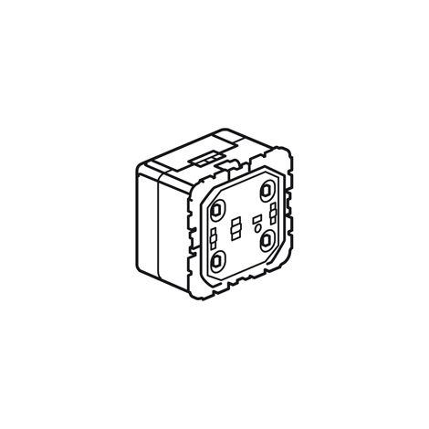Variateur télérupteur - 230 V~ - 600 W - Céliane