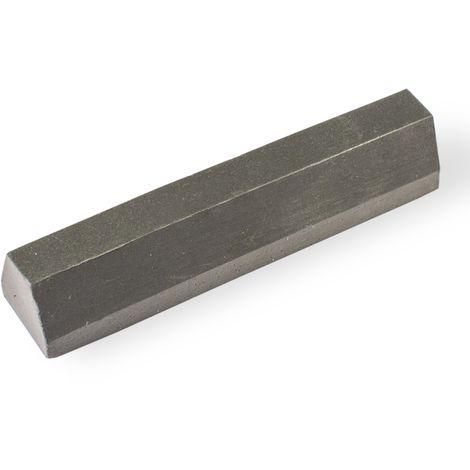 Varilla de cera para madera y laminado. Color: gris oscuro. Lo mejor en eliminacion de fallas!