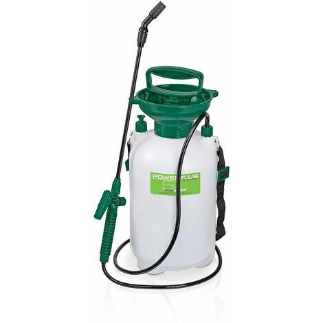 Varo Pulverizador a presión pflanzensprüher 5L Pow 63870