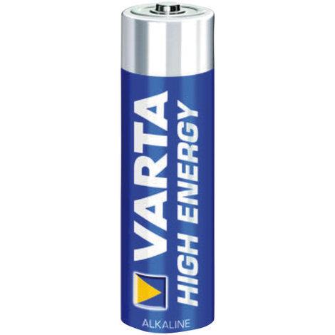 Varta Batería alcalina AA/LR6 1.5 V, pack de 12 unidades