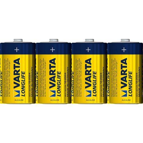 5 mm Varta Spécial Batterie 6 V 1600 mAh crp2 35x19 5x34