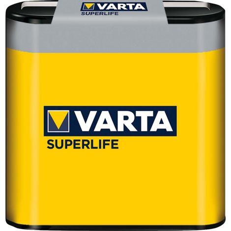 Varta Cons.Varta Batterie Superlife 4,5V 2012 Fol.1