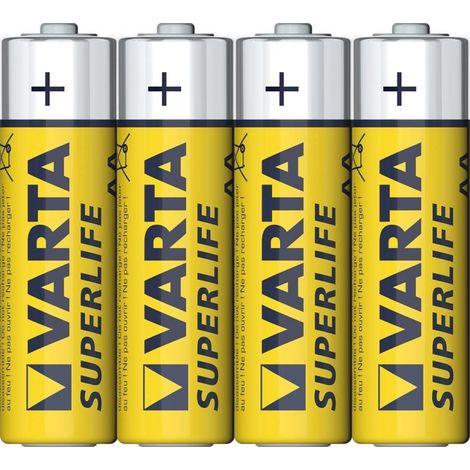 Varta Cons.Varta Batterie Superlife AA 2006 Fol.4