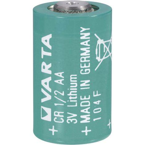 Batterien Kapaz 2600 mAh Äquivalenz AA-AM3-Mignon Spannung 1,5V Max Tech 4706