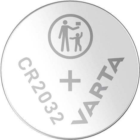 Varta Electronics CR2032 Knopfzelle CR 2032 Lithium 220 mAh 3V 2St. S82594