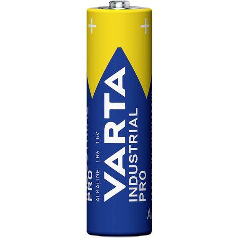 Varta Industrial Pro LR06 Mignon (AA)-Batterie Alkali-Mangan 2900 mAh 1.5V X39578