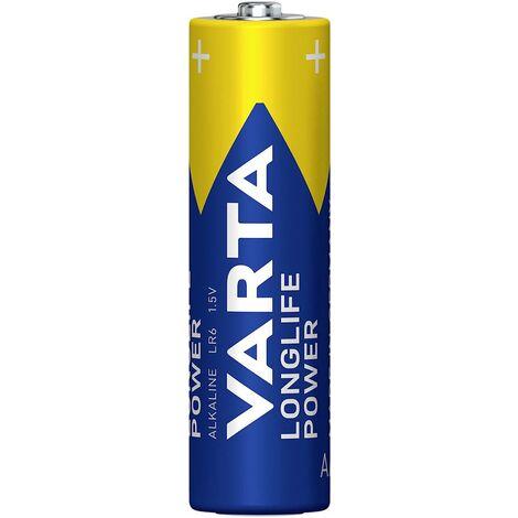 Varta Longlife Power LR06 Mignon (AA)-Batterie Alkali-Mangan 1.5V 40St. S649301