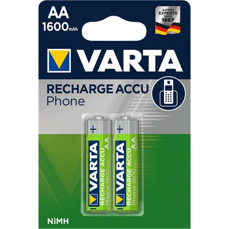 Varta PhonePower T399 Mignon AA Ni-MH 1700mAh 2St*ck (58399201402)