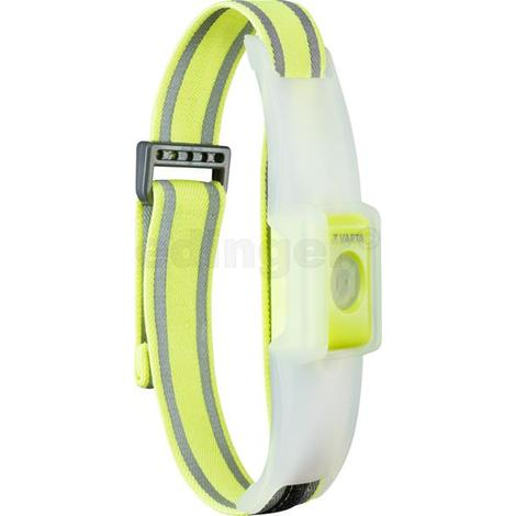 VARTA Reflektorband Outdoor Sports Reflective LED Band Easy Line