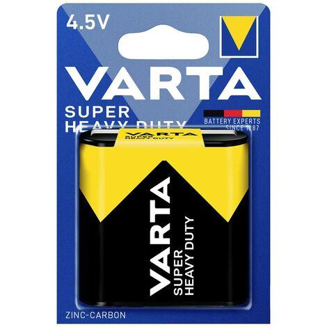 Varta Superlife 3LR12 Flach-Batterie Zink-Kohle 2700 mAh 4.5V X91268