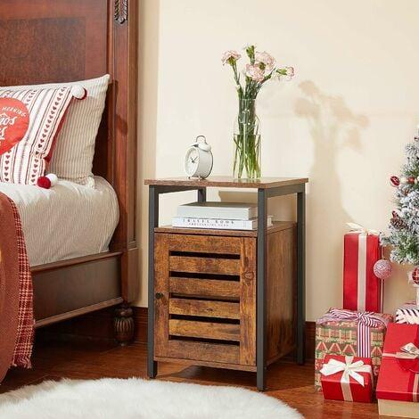 Vasagle Table De Chevet Table D Appoint Table Console Avec