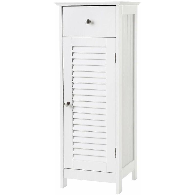 Vasagle Wooden Bathroom Floor Cabinet