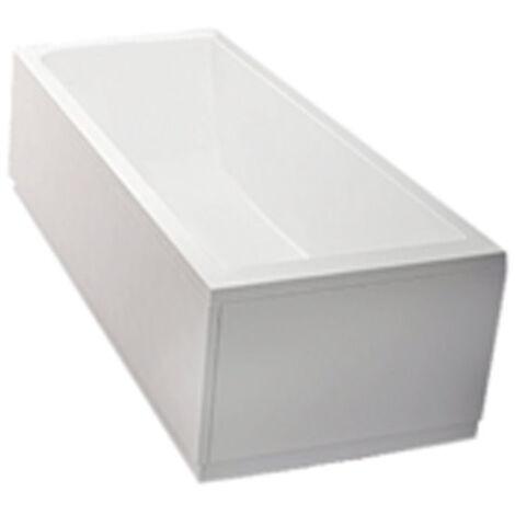 Vasca Calos con telaio e pannelli 180x80 bianca