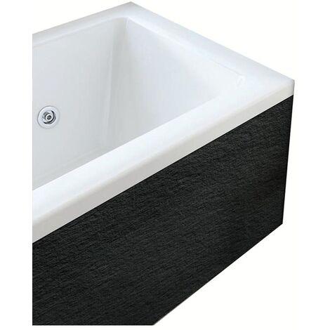Vasca con telaio senza idromassaggio in acrilico 160x70 cm - la quadra special vtl