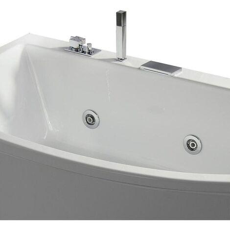 Vasca con telaio senza idromassaggio in acrilico 170x170x78 cm - neo vtl