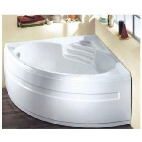 Vasca da bagno angolare 135x135x60 cm