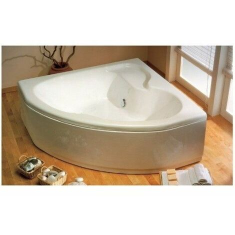 Vasca da bagno angolare 140x140x60 cm