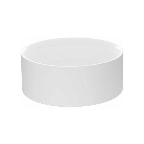 Vasca da bagno BettePond Silhouette freestanding, 150x150cm, 6045 CFXXS, bianco, colorazione: Bianco con BetteGlasur Plus - 6045-000CFXXS,Plus