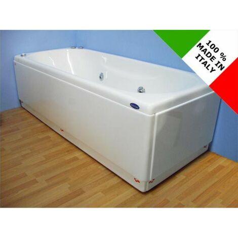 Vasca da bagno con idromassaggio 170x70 cm