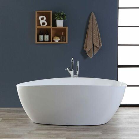 Vasca da bagno design freestanding rachele 02030600000202 for Vasca da bagno freestanding
