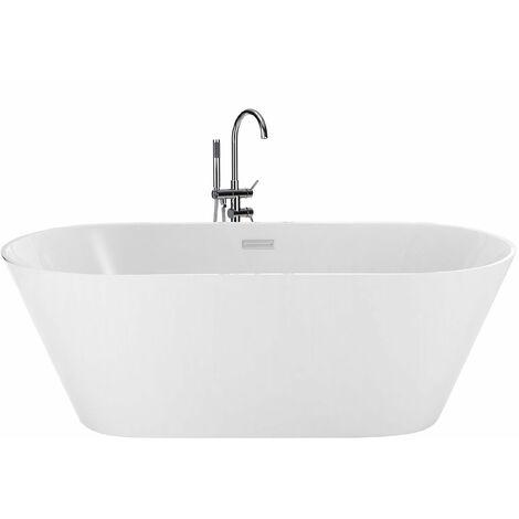 Vasca da bagno freestanding 150cm bianca HAVANA