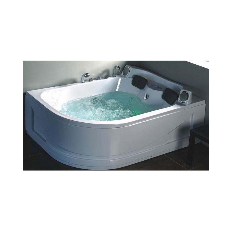 Vasche Da Bagno Idromassaggio : Vasca da bagno idromassaggio cm full optional pompa