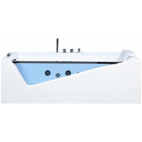 Vasca da bagno idromassaggio con LED MARQUIS