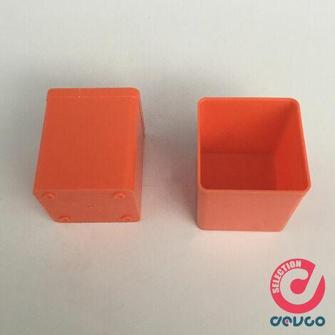 Vaschette porta minuteria 54x54x63 - 54x108x63 - 108x108x63 - 106x162x63 mm ABC