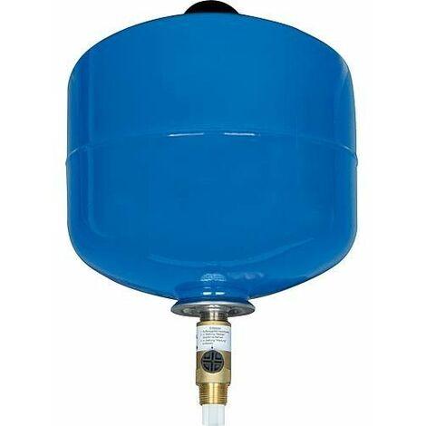 vase d expansion eau potable extravarem 8 litres avec clapet anti-retour DVGW