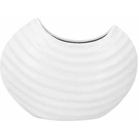 Vase décoratif blanc DALDIS