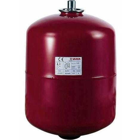 Vase d'expansion 18 L Solarvarem 18l membrane nitrile