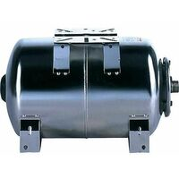 Vase d'expansion 20 L Horizontal Inoxvarem 20l pour eau sanitaire membrane changeable