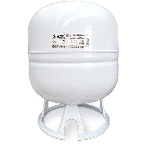 Vase d'expansion 50 litres pour liquide caloporteur d'installation solaire avec surface de capteurs de 15m² max EMAT 5000-245